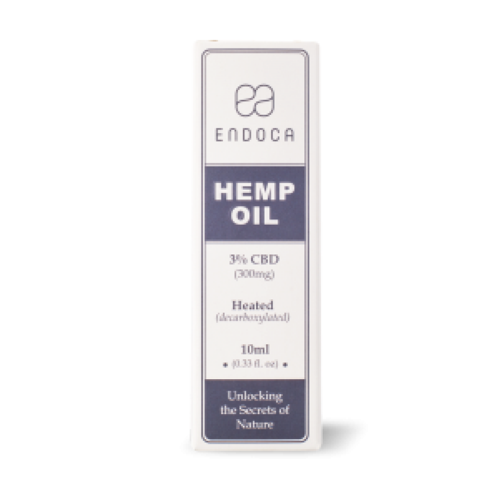 cbd oil 300 ml cbd endoca medicann