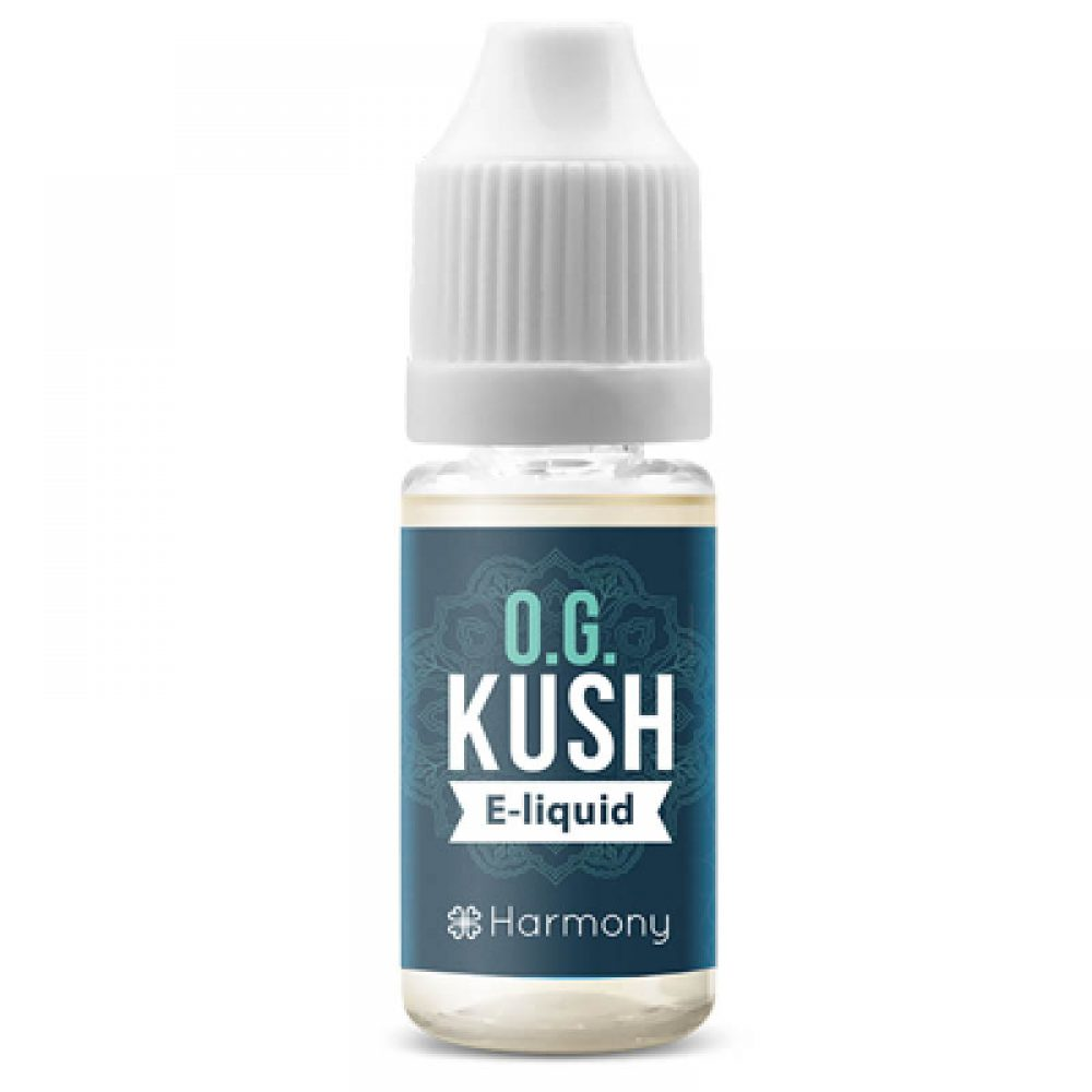 CBD E-Liquid OG KUSH 100mg