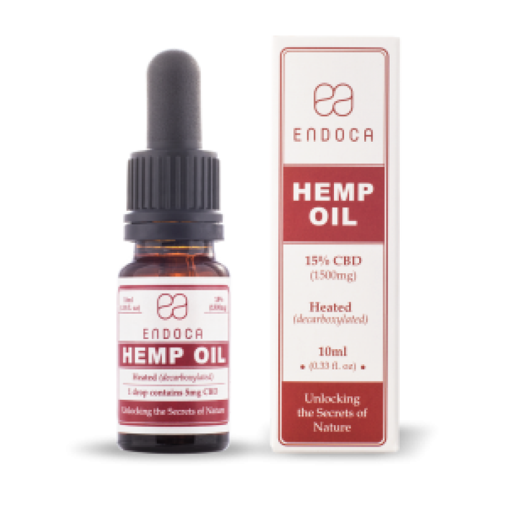 cbd oil 1500 ml cbd endoca medicann